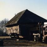 Transportarea casei