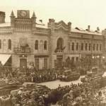 Armata rosie in Chisinau