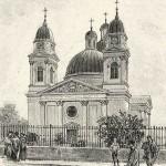 Catedrala moldovenească din Cernăuți.