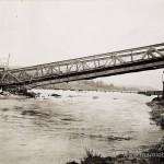 Cernauti - podul  daramat