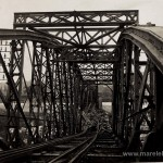 Cernauti - podul daramat Sadagura - 1