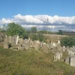 Cimitirul evreiesc din Stroiesti - 1