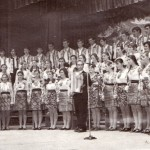 Corul de la scoala din centru-Boian