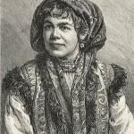 Femeie din Bucovina.