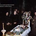 Inmormantarealui Ionita in 1997(din Boian au venit surorile Eleonora si Pachita)