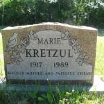 Kretzul, Marie 89