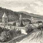 Mănăstirea Putna.