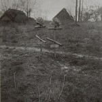 Morminte a soldatilor rusi in Boian