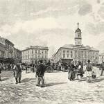 Orașul Cernăuți_Piataentrala