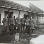 Rarancea - comandamentul brigazii 80