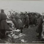 Rarancea - soldatii austrieci in timpul luptei -1