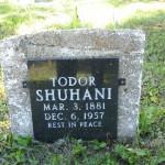 Shuhani, Toder 57
