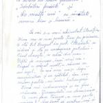 Una dintre scrisori