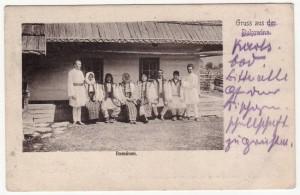Romani din Bucovina
