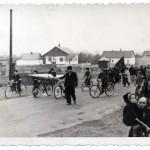 Parada de 9 mai prin anii 50-zeci.